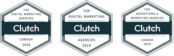 Clutch Awards 2018-2020